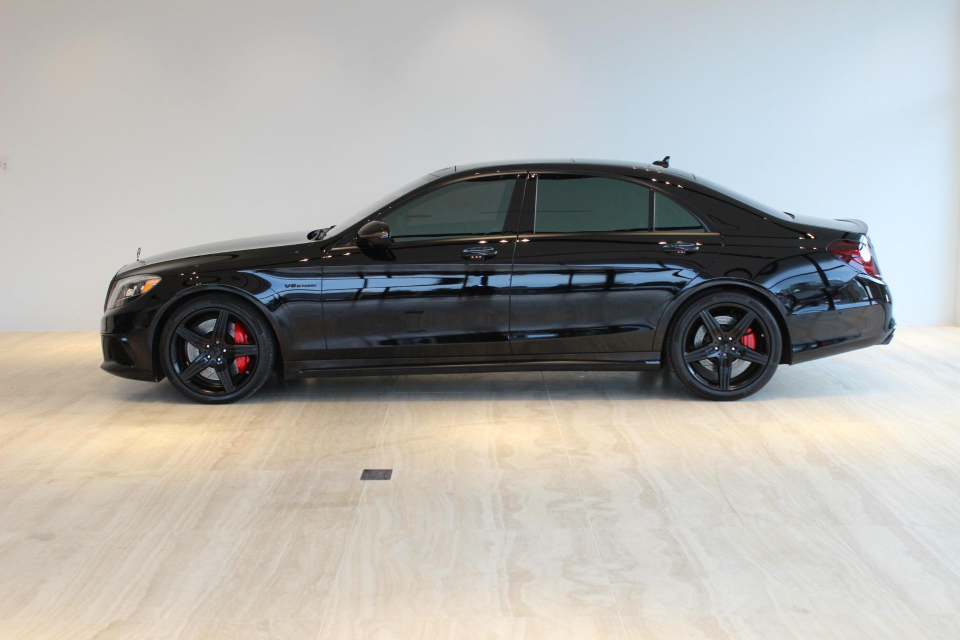 Va Used 2016 Mercedes Benz S Cl Amg S63