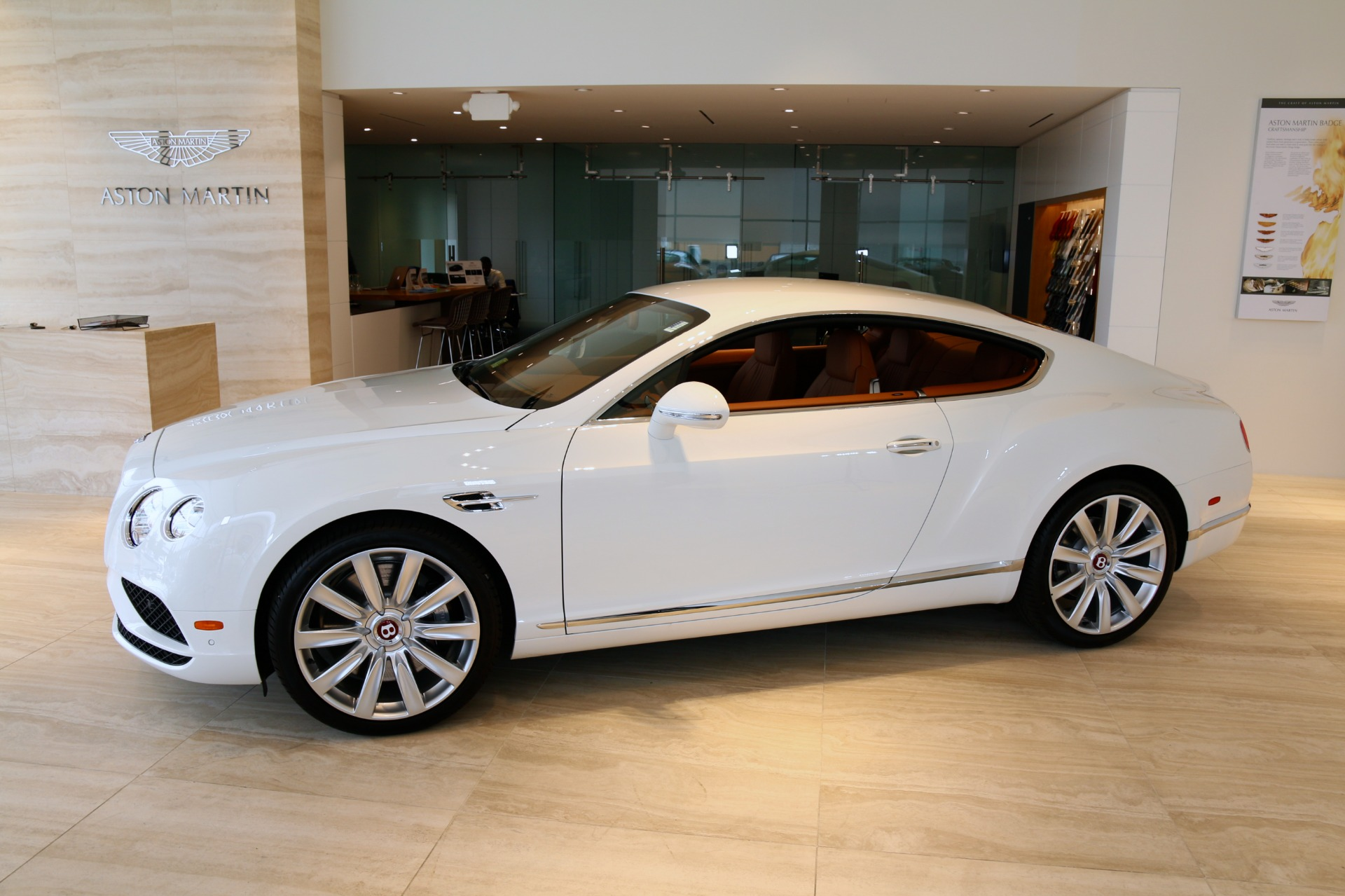 2017 Bentley Continental Gt Stock 7nc061977 For Sale Near Vienna
