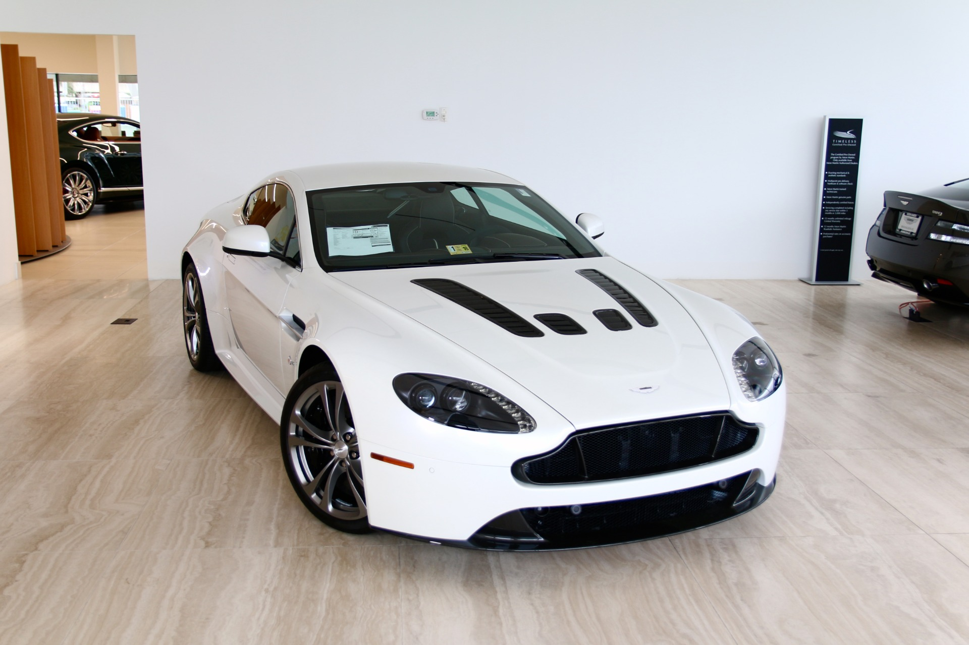 2017 aston martin v12 vantage s stock # 7ns02782 for sale near