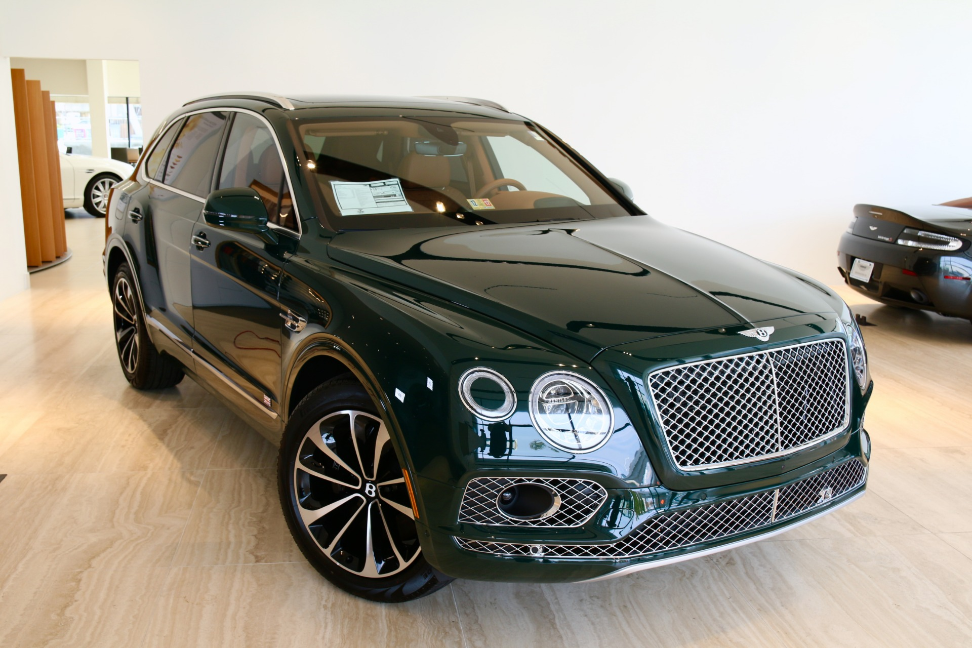 2017 Bentley Bentayga W12 Signature Stock 7nc015928 For Sale Near Vienna Va Va Bentley Dealer