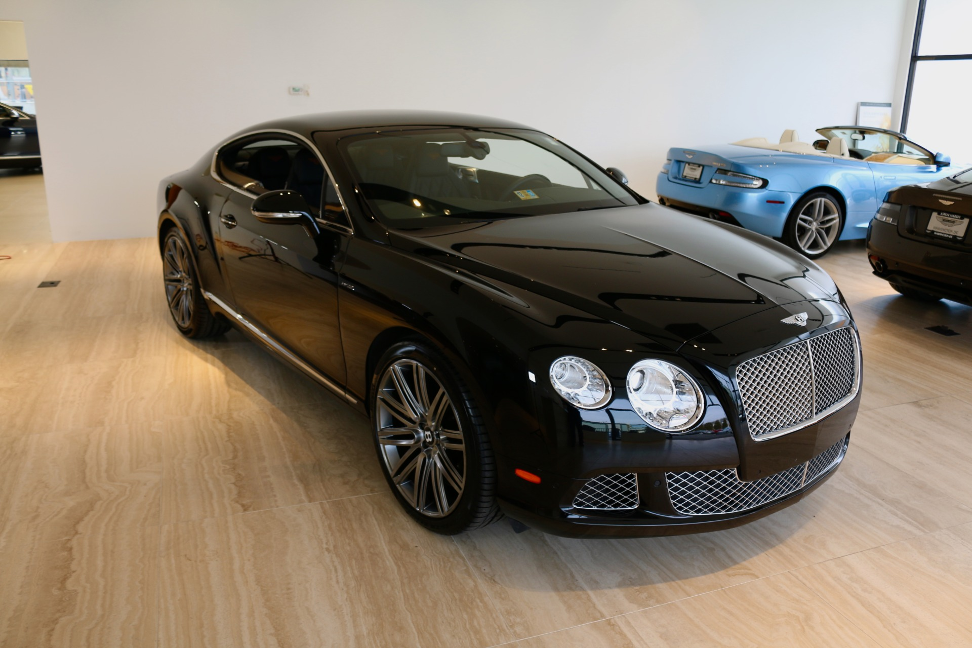 2013 Bentley Continental Gt Speed Stock P085813 For Sale Near