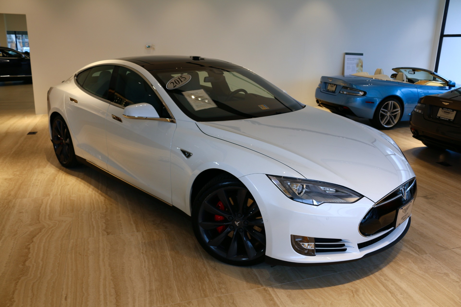 Used Tesla Model S For Sale >> 2015 Tesla Model S P85d Stock 7nc016116a For Sale Near