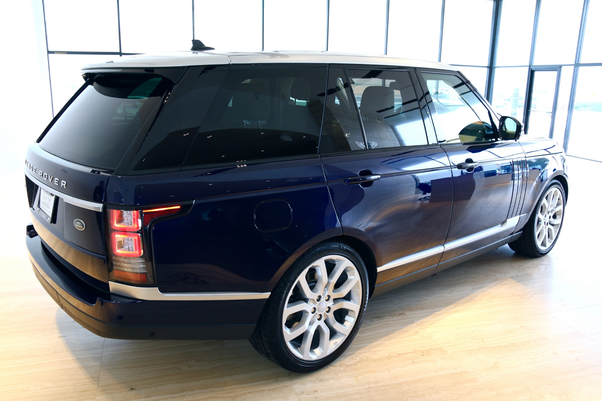 2016 Land Rover Range Supercharged Stock 7nc015534b For Sale Used