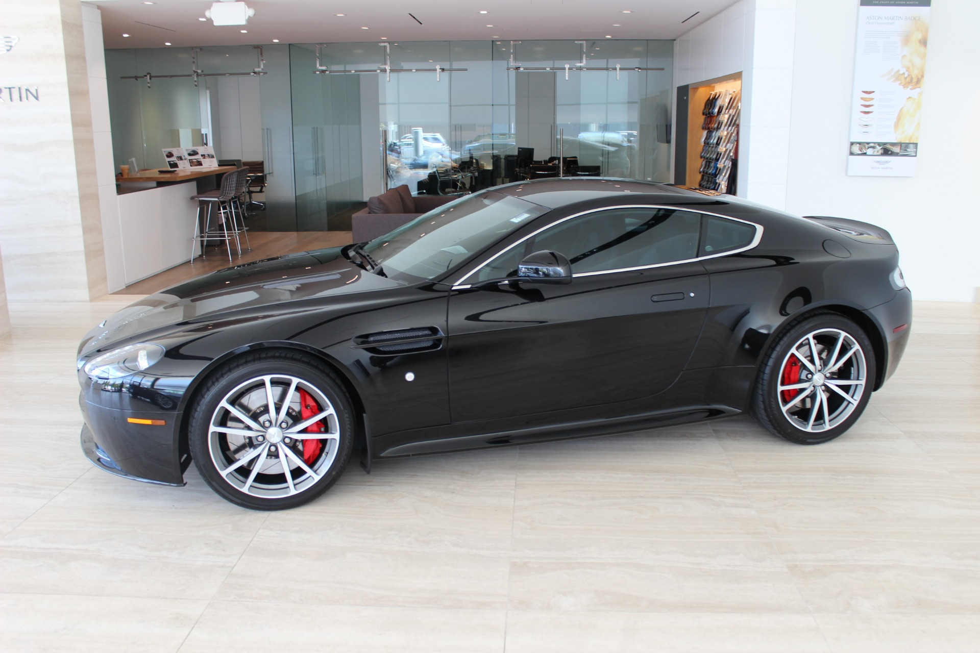 2012 Aston Martin V8 Vantage S Stock 7nl01619a For Sale Near