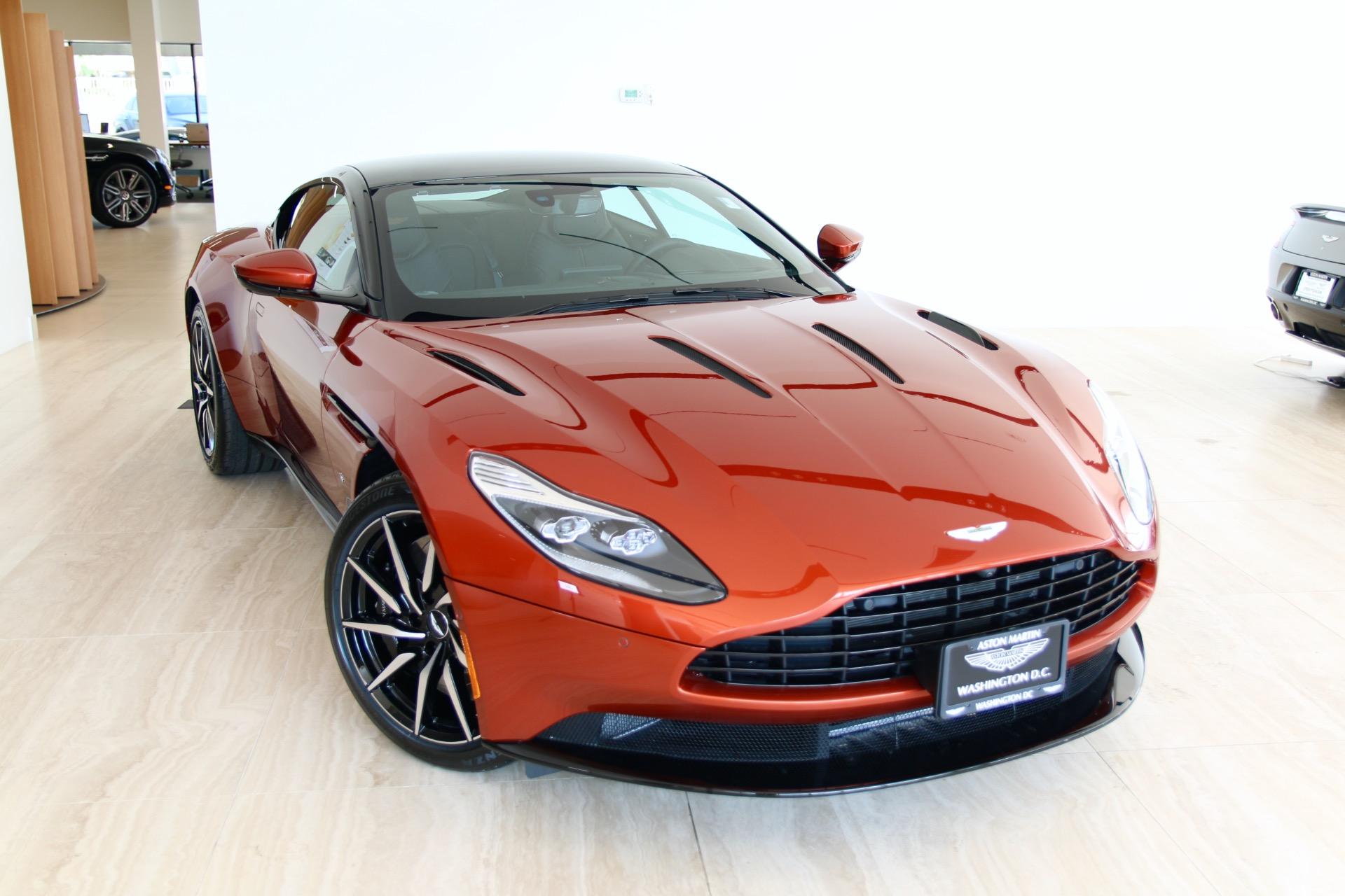 2017 Aston Martin Db11 Stock 7nl02494 For Sale Near Vienna Va
