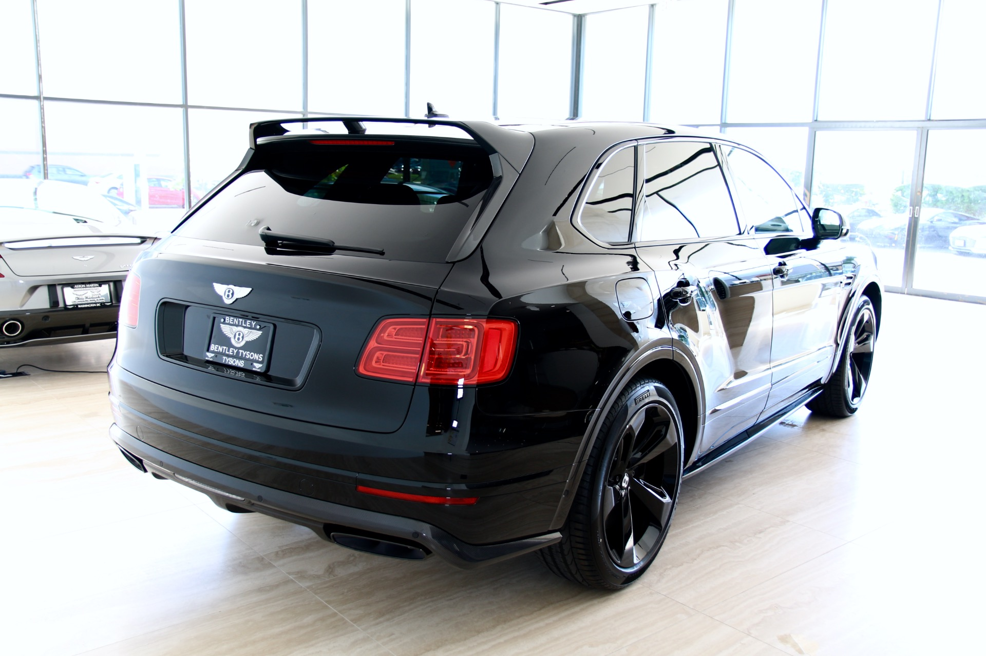 2018 Bentley BENTAYGA W12 BLACK EDITION Stock # 8N018676
