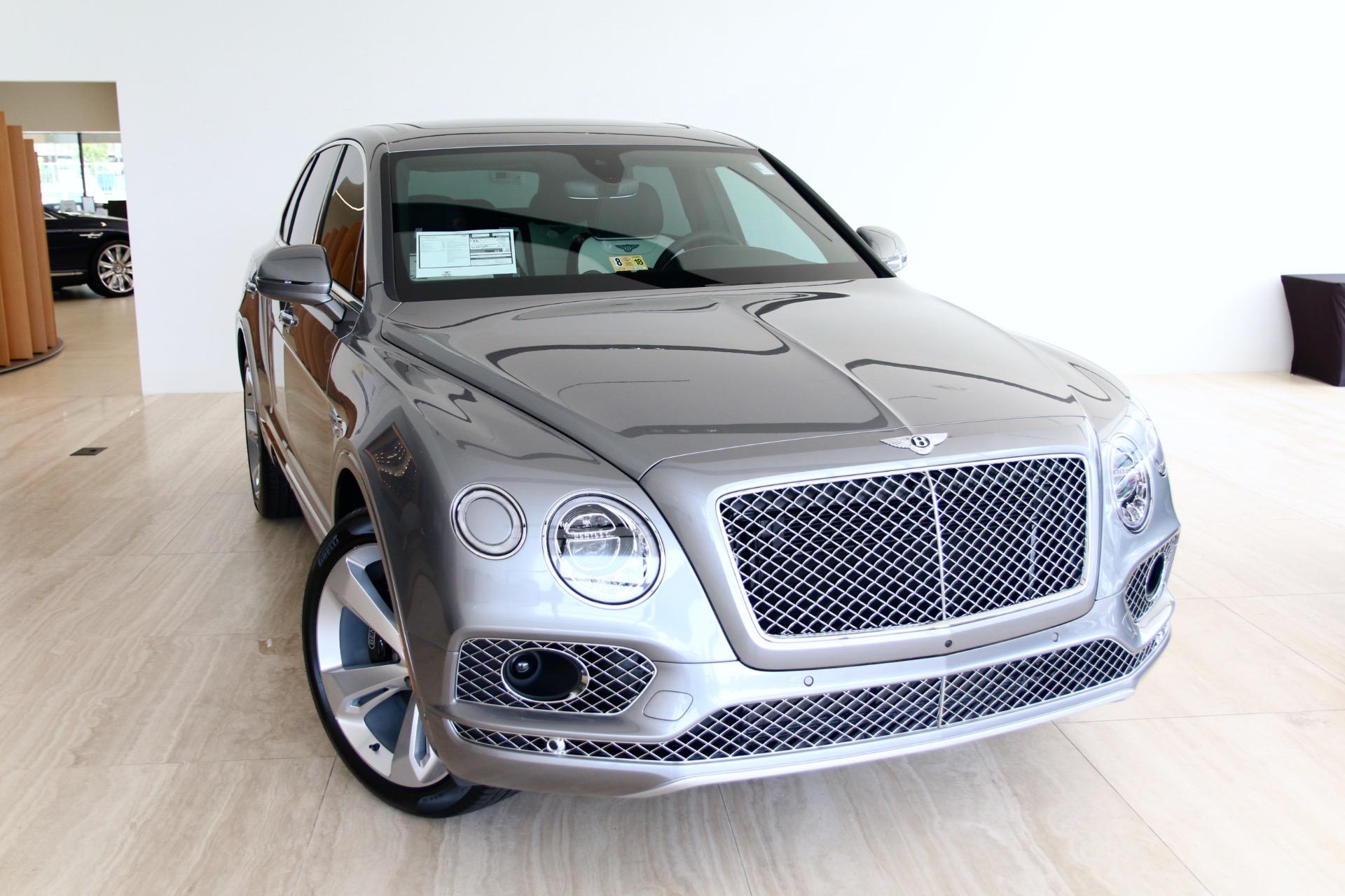 2018 Bentley Bentayga W12 Onyx Stock 8n017800 For Sale Near Vienna Va Va Bentley Dealer