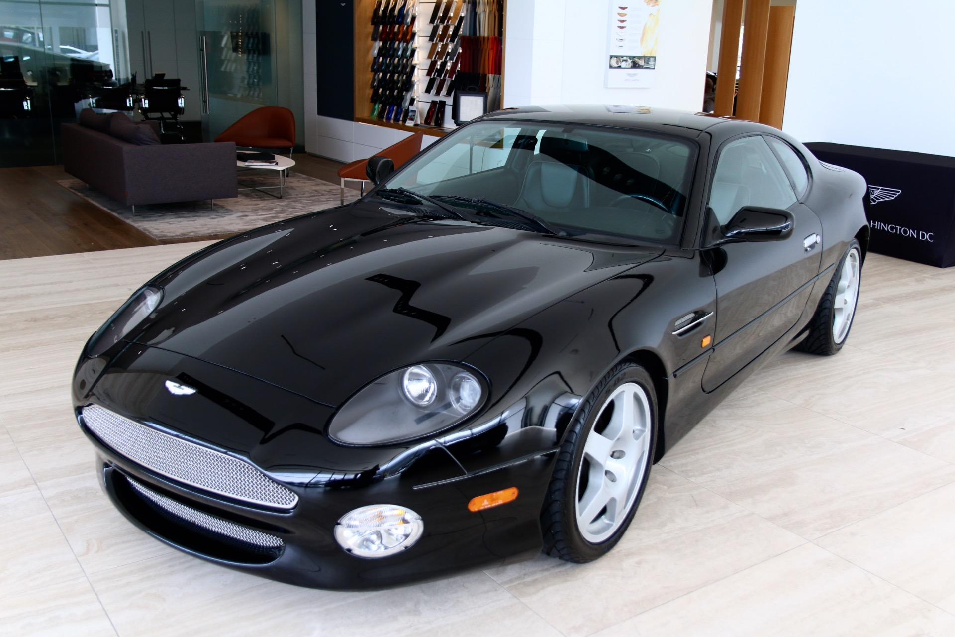 2002 aston martin db7 vantage stock 6na17493a for sale near vienna