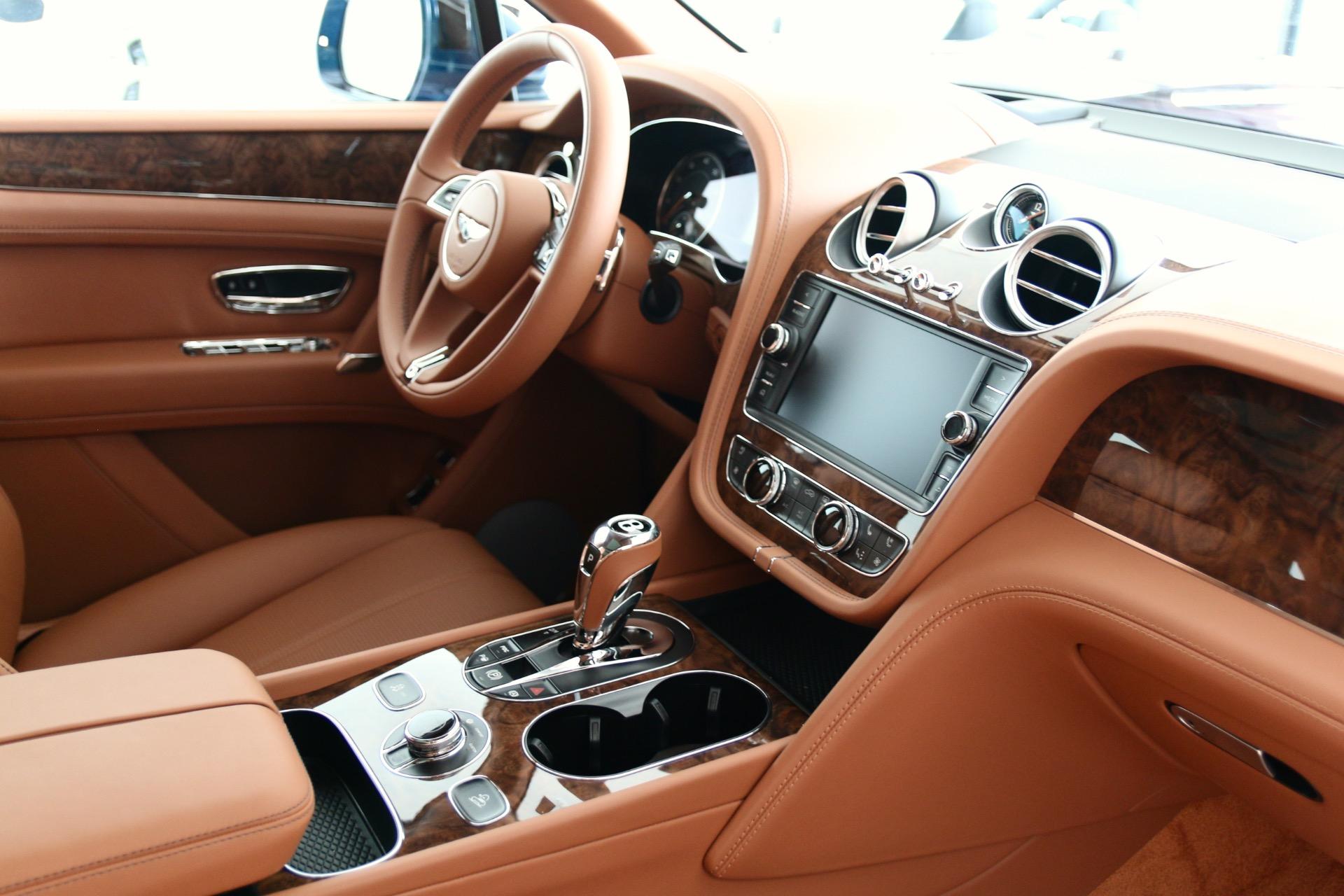 2018 Bentley Bentayga W12 Onyx Stock 8n019042 For Sale Near Vienna Va Va Bentley Dealer