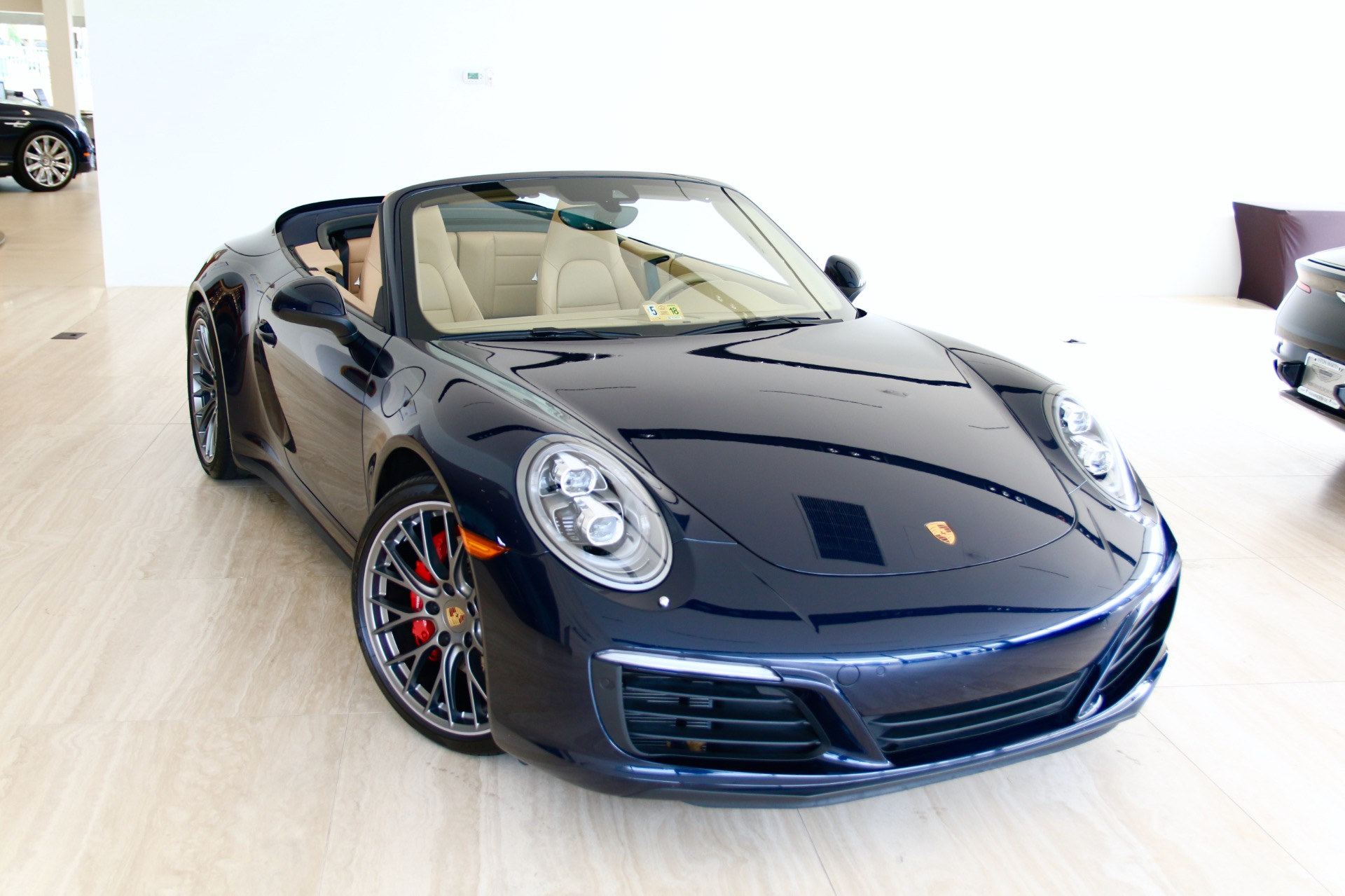 Porsche Dealers In Va >> 2017 Porsche 911 Carrera 4s Stock 7nl02917a For Sale Near