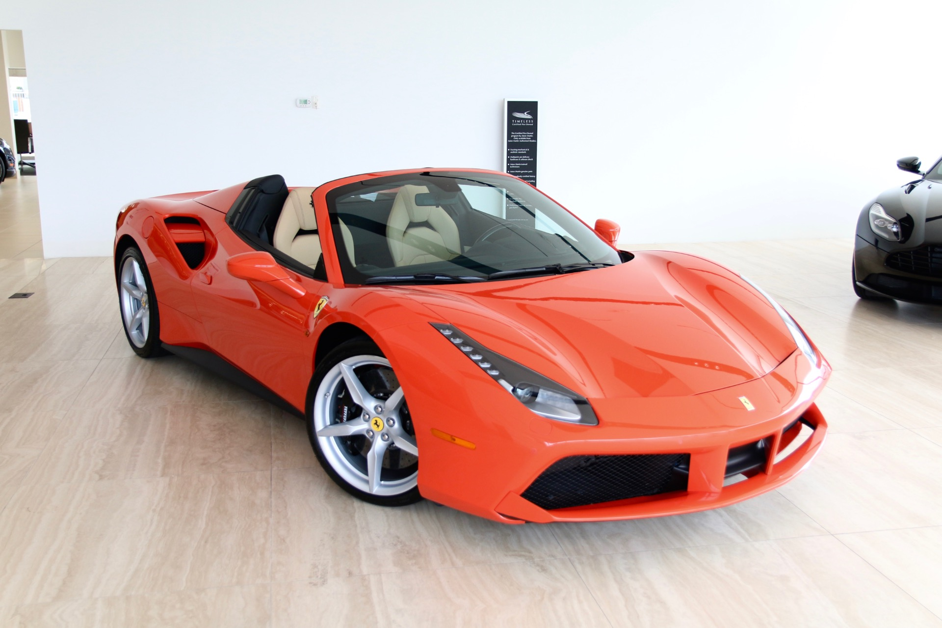 2017 Ferrari 488 Spider >> 2017 Ferrari 488 Spider Stock P220646 For Sale Near Vienna