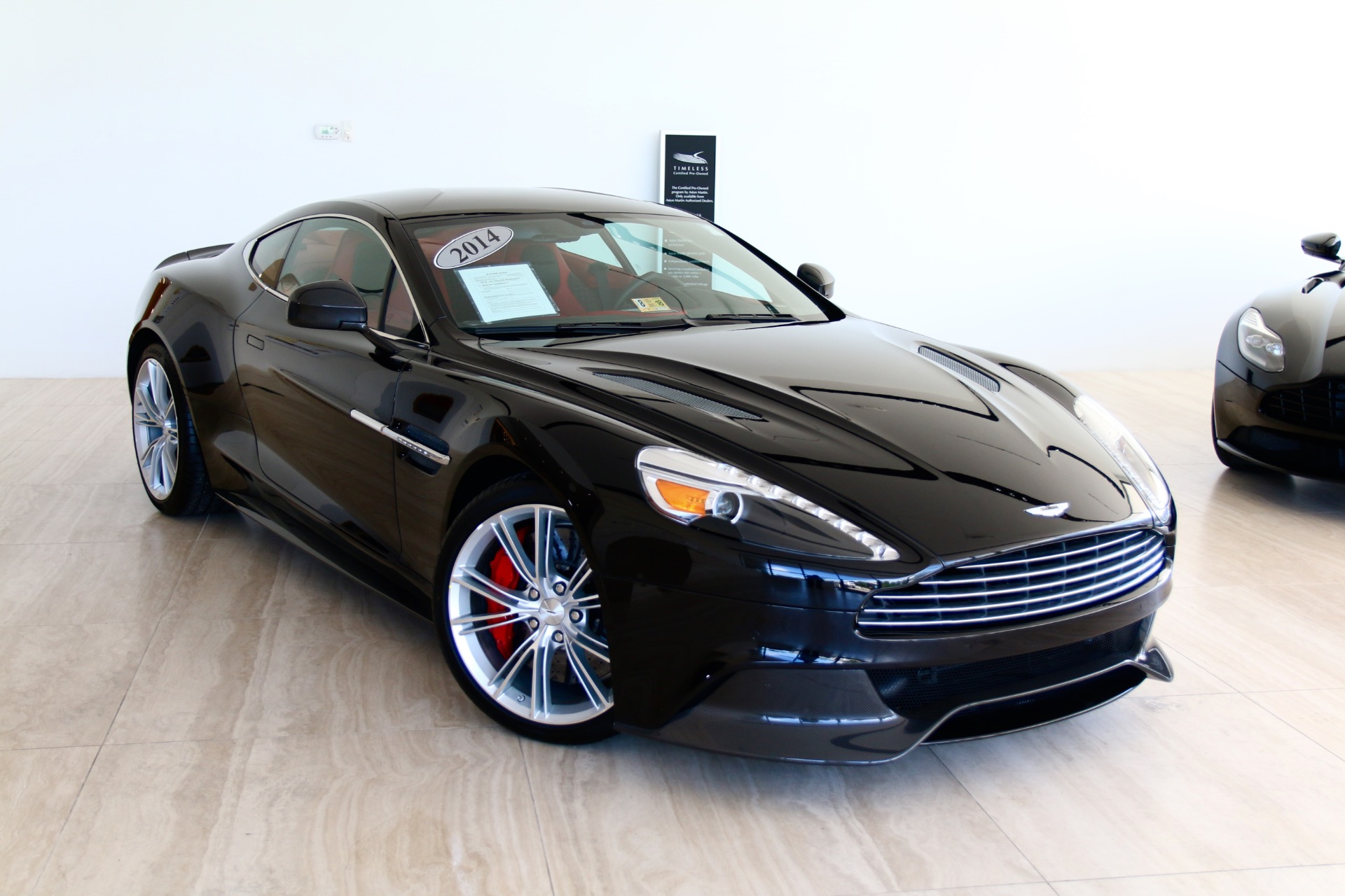 2014 Aston Martin Vanquish Stock 8nj33902b For Sale Near Vienna Va Va Aston Martin Dealer