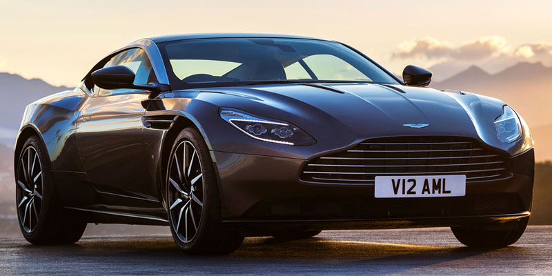 DB11 V12 Coupe